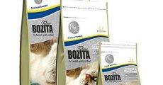 Корм для кошек Бозита. Высококачественное питание для домашних любимцев