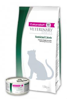 Диетическая еда для кошек