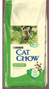 Сat chow с кроликом