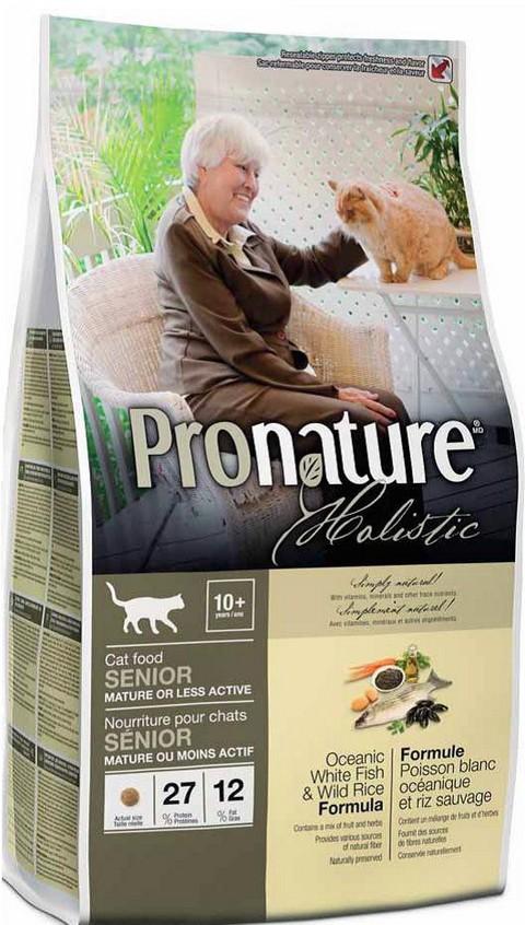 Корм для пожилых животных