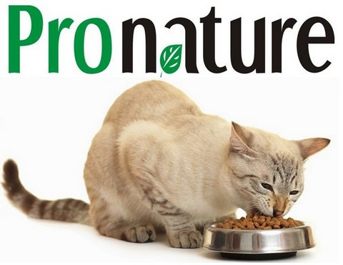 Корм для кошек «Пронатюр»