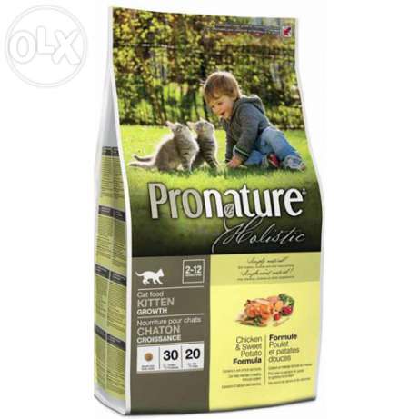 «Рronature Нolistic» для котят