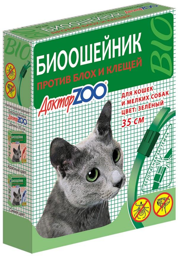 «Доктор Zoo» для кошек от блох