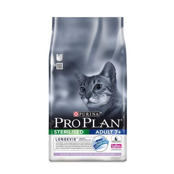 ProPlan для взрослых стерелизованных кошек