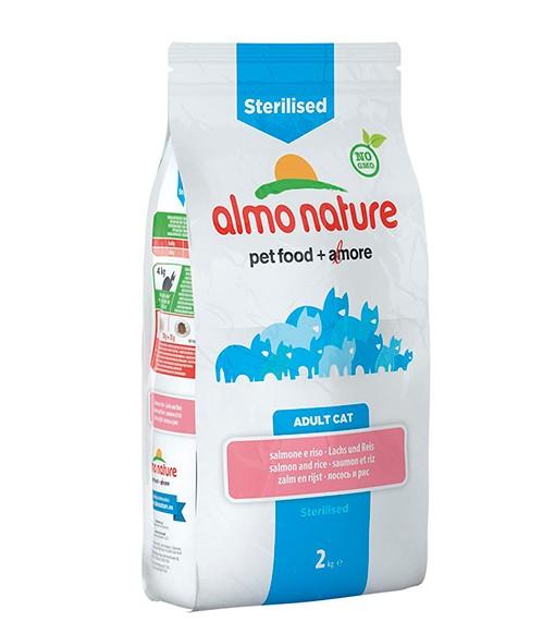 Натуральный корм для кошек Almo Nature